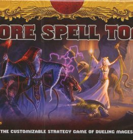 Arcane Wonders (AWG) Core Spell Tome for Mage Wars