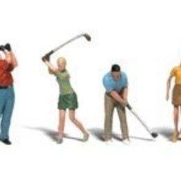 Woodland Scenics (WOO) HO Golfers