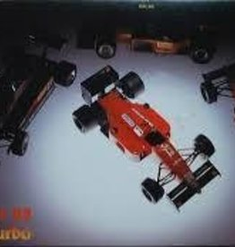 Protar (PTR) 1/24 Ferrari F1 88 Ultimo Turbo