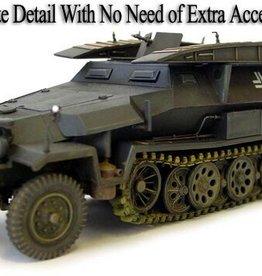 AFV Club (AFV) 1/35 SdKfz 251/7 Ausf C Sturmbrucke