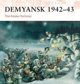 Osprey Publishing (OSP) Demyansk Fortress 1942-43