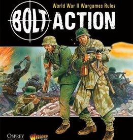 Osprey Publishing (OSP) BOLT ACTION RULE BOOK (HC)