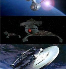 AMT (AMT) 1/2500 Star Trek Cadet Series Motion Picture