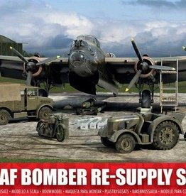 Airfix (ARX) 1/72 WW-II BOMBER RE-SUPPLY SET