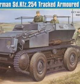 Hobby Boss (HBO) 1/35 German Sd.Kfz 254 Scout