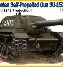 Bronco Models (BOM) 1/48 SU-152 Russian SP Gun