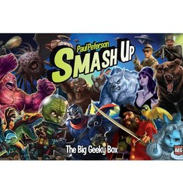 AEG (AEG) Smash Up; Big Geeky Box