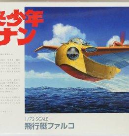 Aoshima (AOS) 1/72 Falco Flying Boat; Conan the Boy from Future