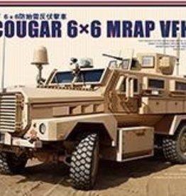 Meng (MGK) 1/35 US Cougar 6x6 MRAP