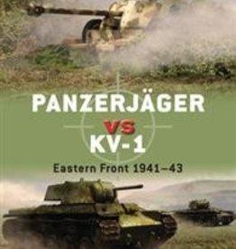 Osprey Publishing (OSP) Panzerjager vs KV-1