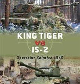 Osprey Publishing (OSP) King Tiger vs IS-2
