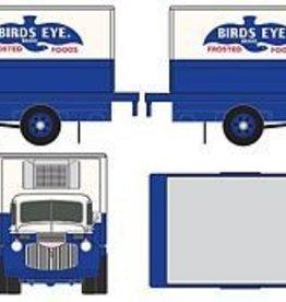 Classic Metal Works (MWI) HO 1491-1946 Chevy Box Truck, Bird's Eye
