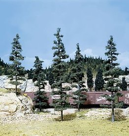 Woodland Scenics (WOO) Large Pine Trees, 6-9