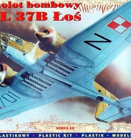 Mirage Models (MRG) 1/48 PZL 37B Los Polish Bomber