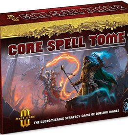Arcane Wonders (AWG) Mage Wars Core Spells Tome 2