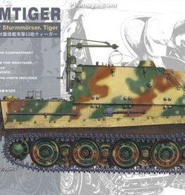 AFV Club (AFV) 1/48 Sturmtiger