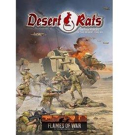 Flames of War (FOW) Desert Rats (Flames of War V4)