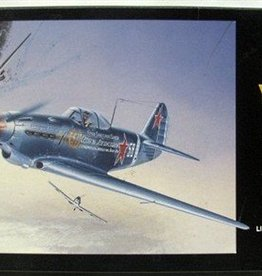 Accurate Miniatures (ATE) 1/48 Yak-1b