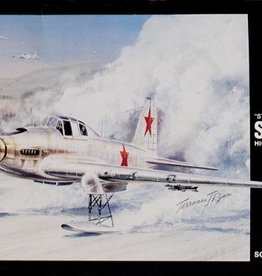 Accurate Miniatures (ATE) 1/48 IL-2 Stormovik w/Skis Straight Wing sgl st