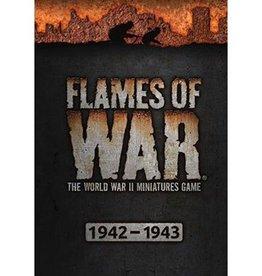 Flames of War (FOW) Flames of War V4 Rulebook Mid War