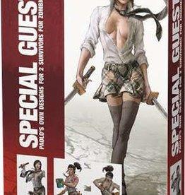 Cool Mini or Not (CMN) Zombicide: Guest Artist Survivor Sets - Special Guest Box 5 (Paolo  Parente)