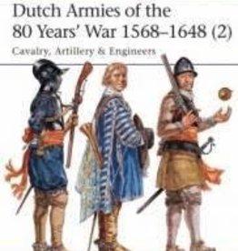Osprey Publishing (OSP) DUTCH ARMIES 80 YEARS WAR 1568