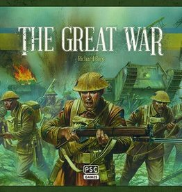 Plastic Soldier Company (PSO) The Great War by Richard Borg
