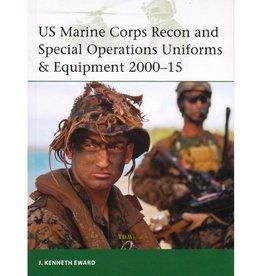 Osprey Publishing (OSP) US MARINE CORPS RECON