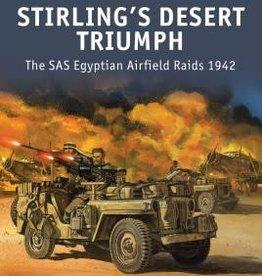 Osprey Publishing (OSP) Stirling's Desert Triumph: SAS Egyptian Airfield Raids (SC)