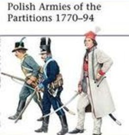 Osprey Publishing (OSP) Polish Armies of the Partition (SC)