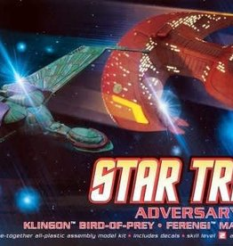 AMT (AMT) Star Trek 2pc Adversary Set