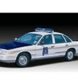Lindberg (LND) 1/25 Ford Crown Victoria  Alabama State Trooper Police