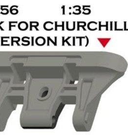 AFV Club (AFV) 1/35 Churchill Workable Tracks