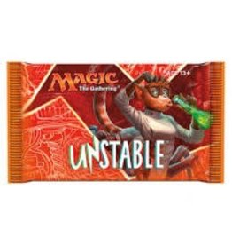 Wizards of the Coast (WOC) MTG: Unstable Booster