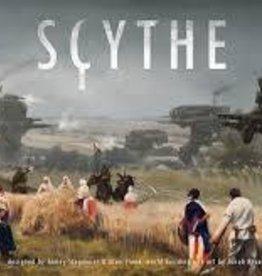 Scythe Boardgame