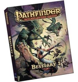 Paizo Publishing (PZO) Pathfinder Bestiary 2 Pocket Edition