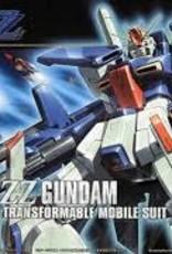Bandai (BAN) 1/144 MSZ-010 ZZ Gundam HG