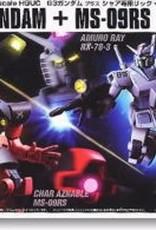 Bandai (BAN) 1/144 RX-78-3 Gundam G3 Vs Char's MS-09RS Rick-Dom HG