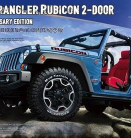 Meng (MGK) 1/24 Jeep Wrangler Rubicon 10th