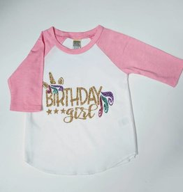 JuJuBee Birthday Girl Shirt