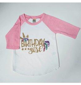 JuJuBee Birthday Girl Shirt