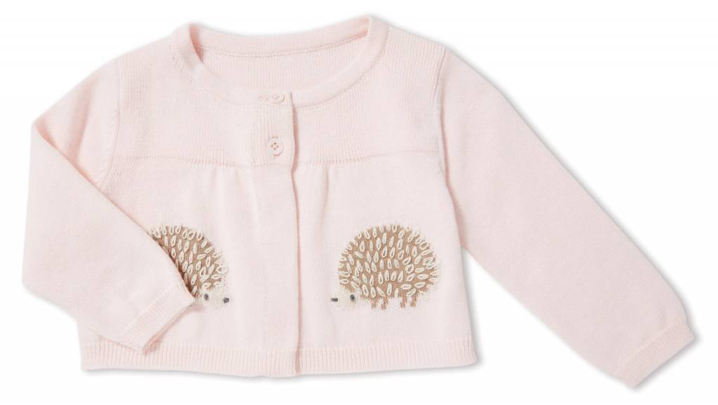 Angel Dear Girl's Knit Sweater