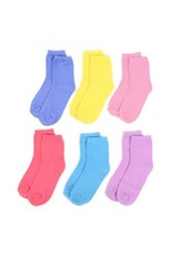 Selini Girls Crew Socks Pack