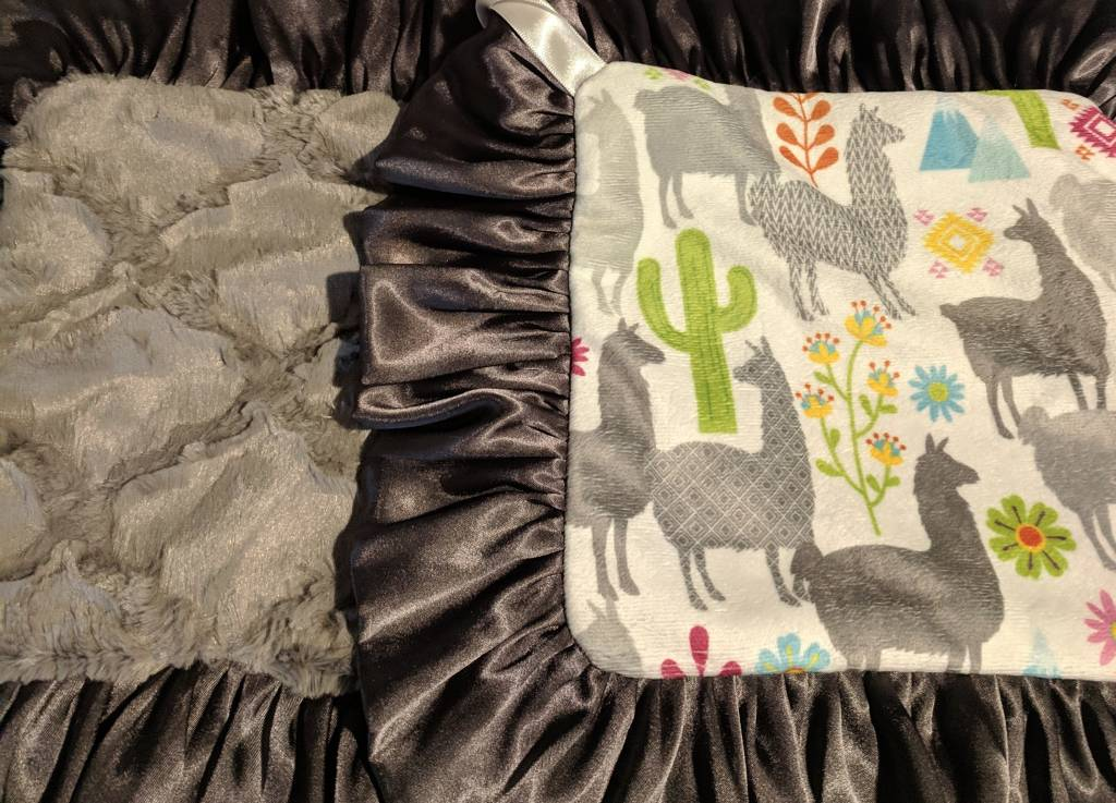 Cuddle couture Minky Blankets