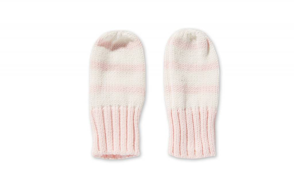 Angel Dear Baby Knitted Mittens