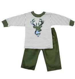 Haute Baby Buck Pant Set