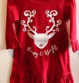 Bratti Mati Merry & Bright Dress