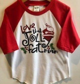 Bratti Mati Girls Christmas Shirt
