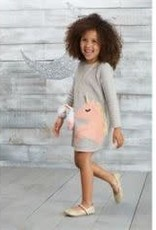 Long Sleeve Unicorn Dress