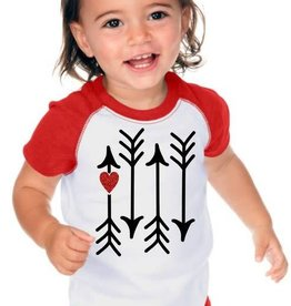 Fly Kidz Arrows Of Love Onesie